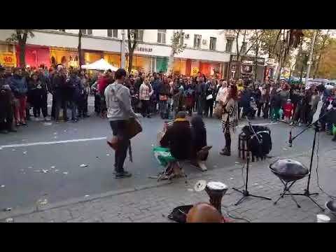 BolambaLokole - Chisinau Downtown Jam