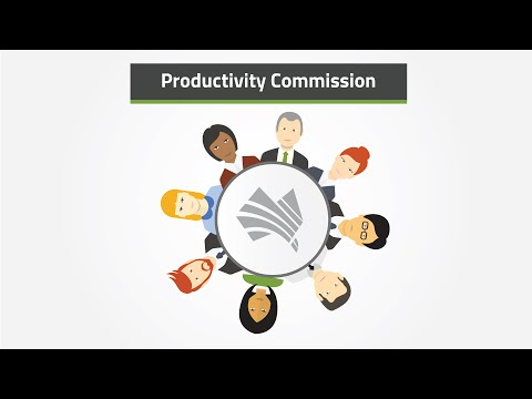 About the Productivity Commission