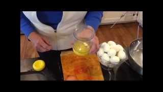 Peel a boiled egg with the Negg™ Maker.  As seen on Kickstarter.com