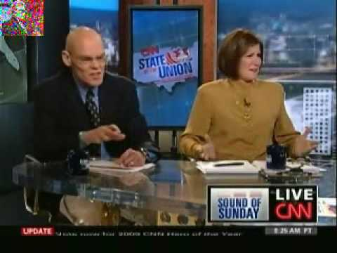 "James Carville: ""I Think Glenn Beck Is Nuts"""
