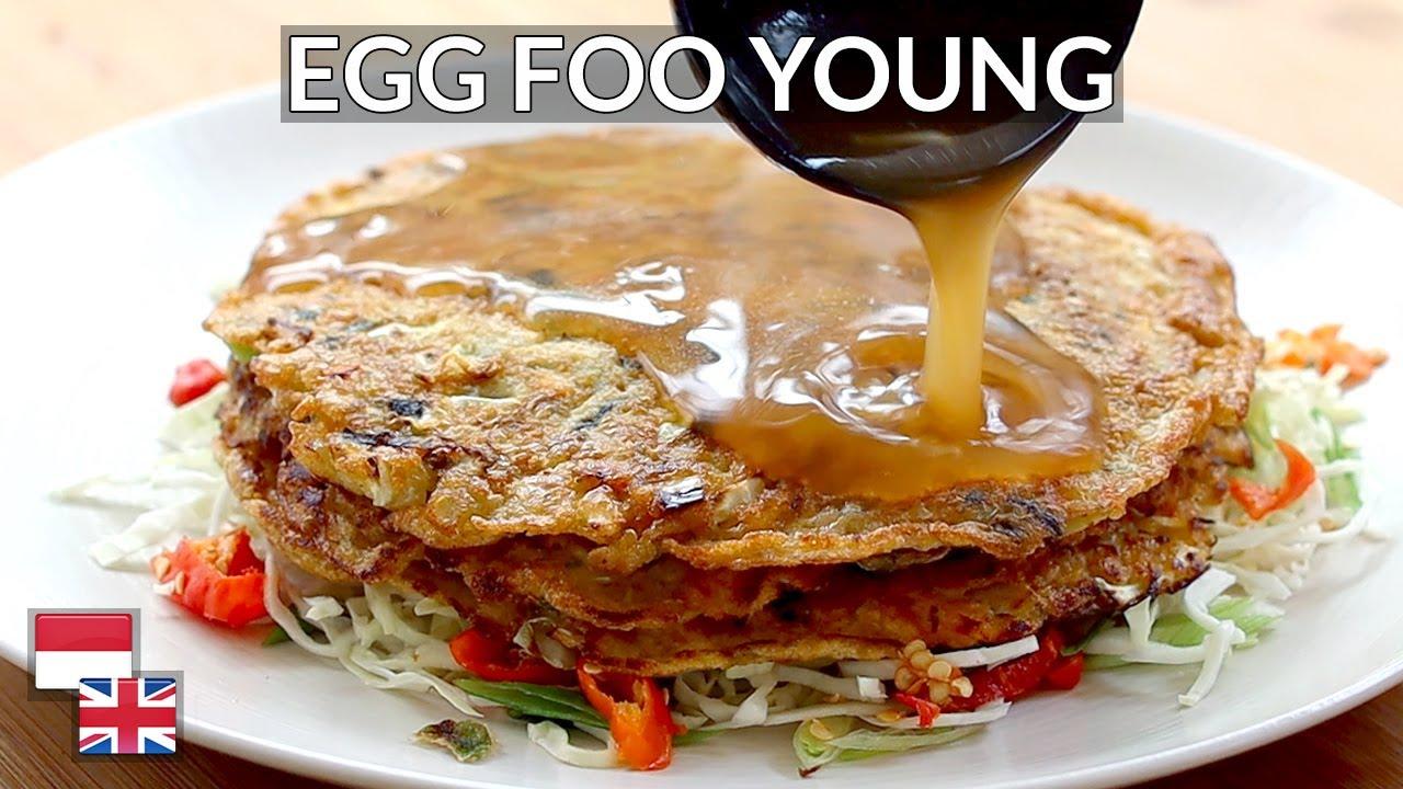 Minyak Sedikit Saja Resep Fu Yung Hai Sayuran Kualitas Restoran Youtube