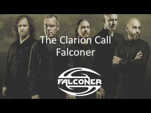 Falconer- The Clarion Call (Lyrics)