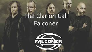 Falconer- The Clarion Call (Lyrics)