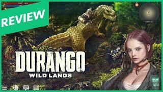 Durango Wild Lands - Open World Dinosaur MMORPG