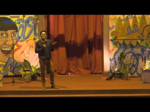 Stand Up Comedy: Dzawin @ UNS Solo (Part 2)
