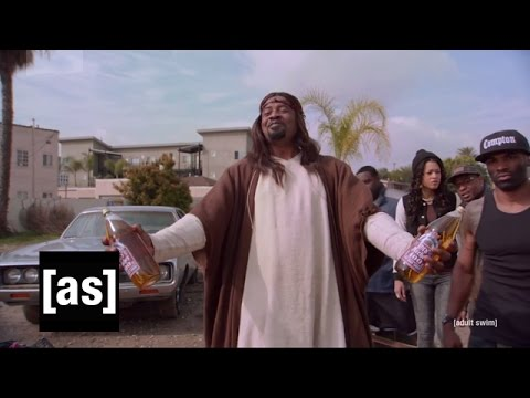 Black Jesus Quotes Gorgeous Black Jesus Garden For Rent  Black Jesus  Adult Swim  Youtube