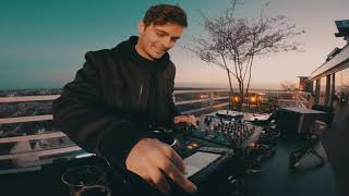 Lewis Capaldi - Someone You Loved | MARTIN GARRIX REMIX LIVE | ROOFTOP IN AMSTERDAM | 4K VIDEO