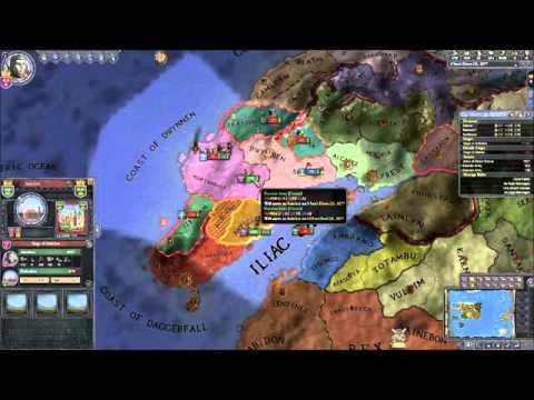 Elder kings let's play dwemer necromancers E2:  mercenary storm