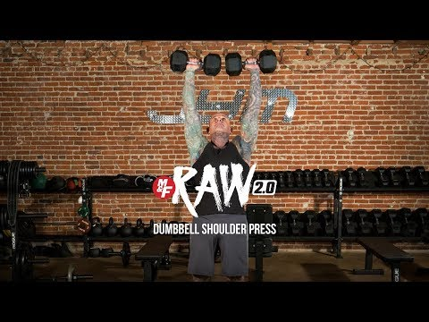 Build Serious Mass With The Dumbbell Shoulder Press | Dr. Jim Stoppani