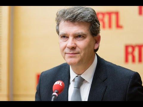Arnaud Montebourg était l'invité de RTL jeudi 24 novembre - RTL - RTL