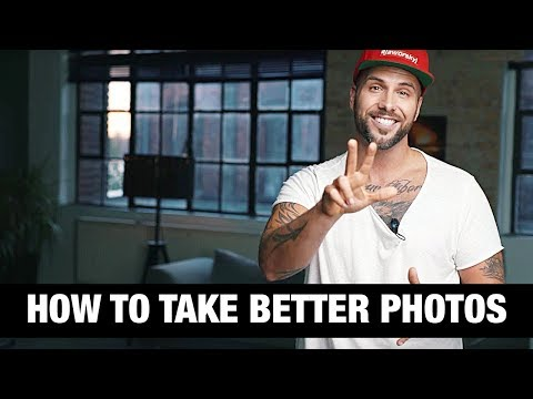 HOW TO BECOME A BETTER PHOTOGRAPHER 📷  3 IDEAS