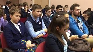 Урок финансовой грамотности прошёл в Барвихинской средней школе
