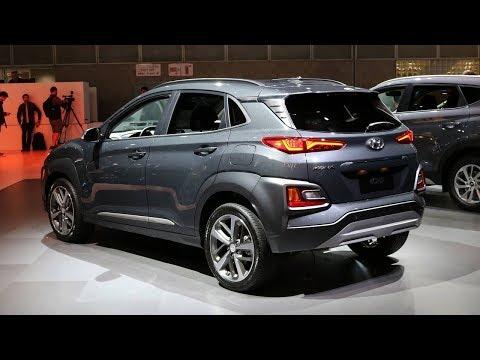 2018 Hyundai Kona Brings Bold Styling Turbo AMAZING