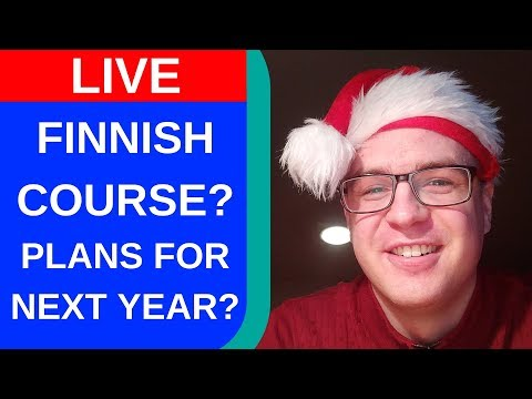 🔴 LIVE How's the Finnish Course Doing & Thoughts On 2017