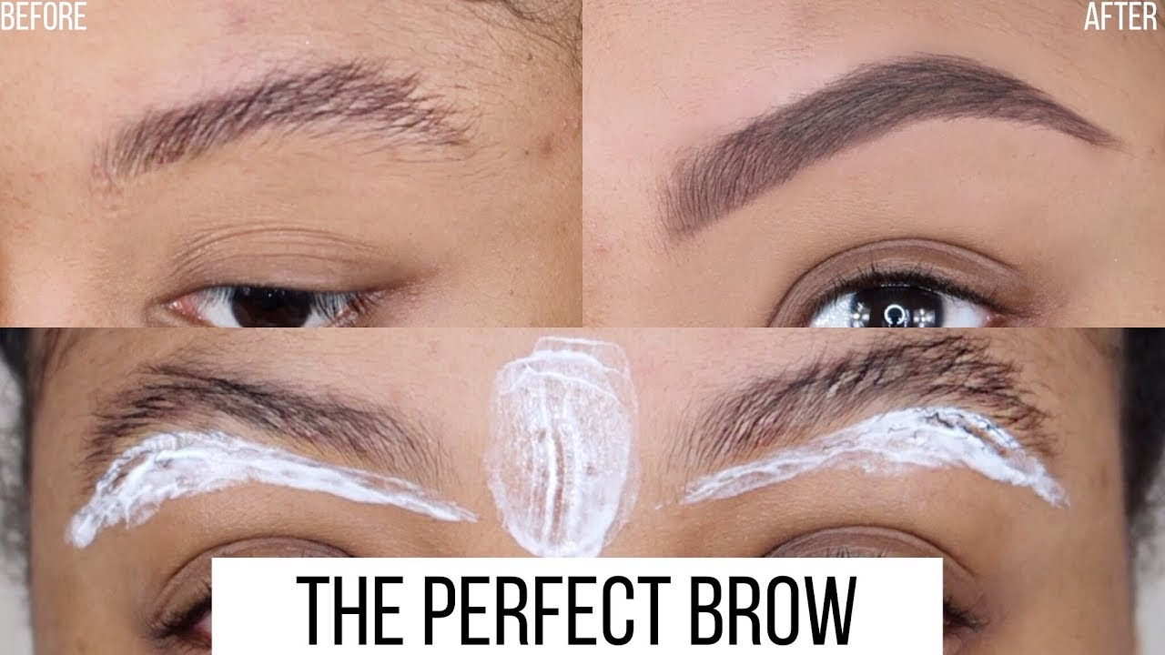 Easy eyebrow tutorial beginner friendly step by step grooming easy eyebrow tutorial beginner friendly step by step grooming baditri Images