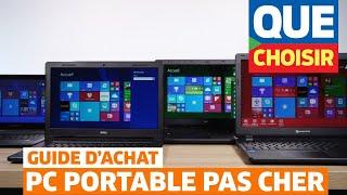 PC portable pas cher - Guide d