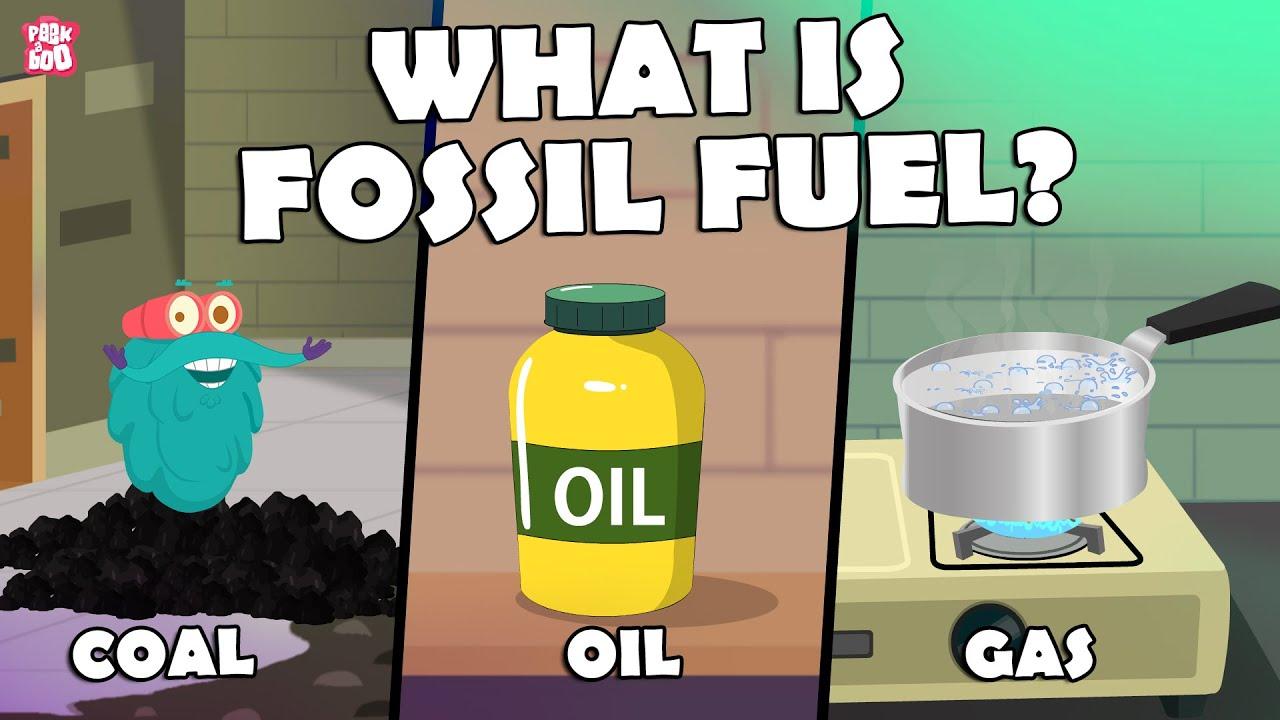 What Is Fossil Fuel?   FOSSIL FUELS   The Dr Binocs Show   Kids Learning Video   Peekaboo Kidz