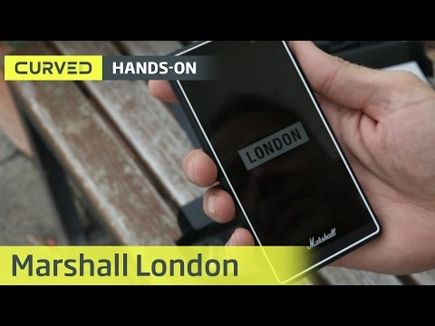 Marshall-Smartphone im Test / Curved