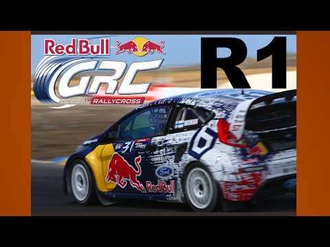 Red Bull Global RallyCross Championship 2014 Round 1 Barbados {720p 60fps}