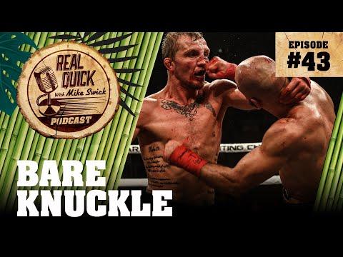 EP #43 Bare Knuckle FC, UFC 236 + Anastasia Yankova Co-Co-hosting!