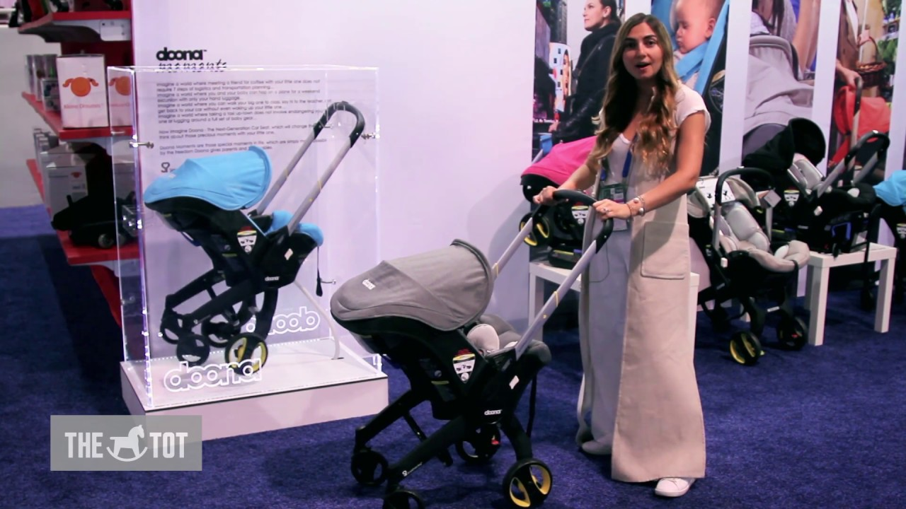 Nasiba Reviews The Doona Infant Car Seat Stroller