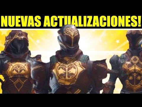 Destiny 2 - Update 2.1.3! Nuevo Estandarte! Nuevas Armaduras! Cambios a Mil Voces! Fraguas y más! thumbnail