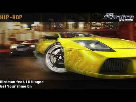 Midnight Club 3: DUB Edition Soundtrack - Hip-Hop