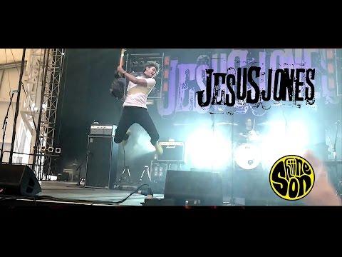 Jesus Jones - International Bright Young Thing, Live @ Shiiine On Weekender 2016