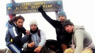 Hiking Chirripo Costa Rica
