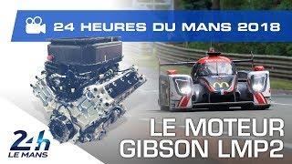24 Heures du Mans 2018 - Visite guidée d'un moteur de course