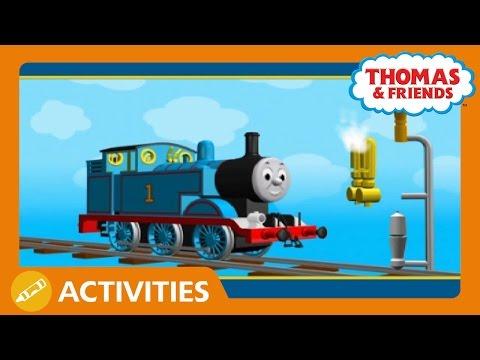 Thomas & Friends UK: Thomas' New Whistle