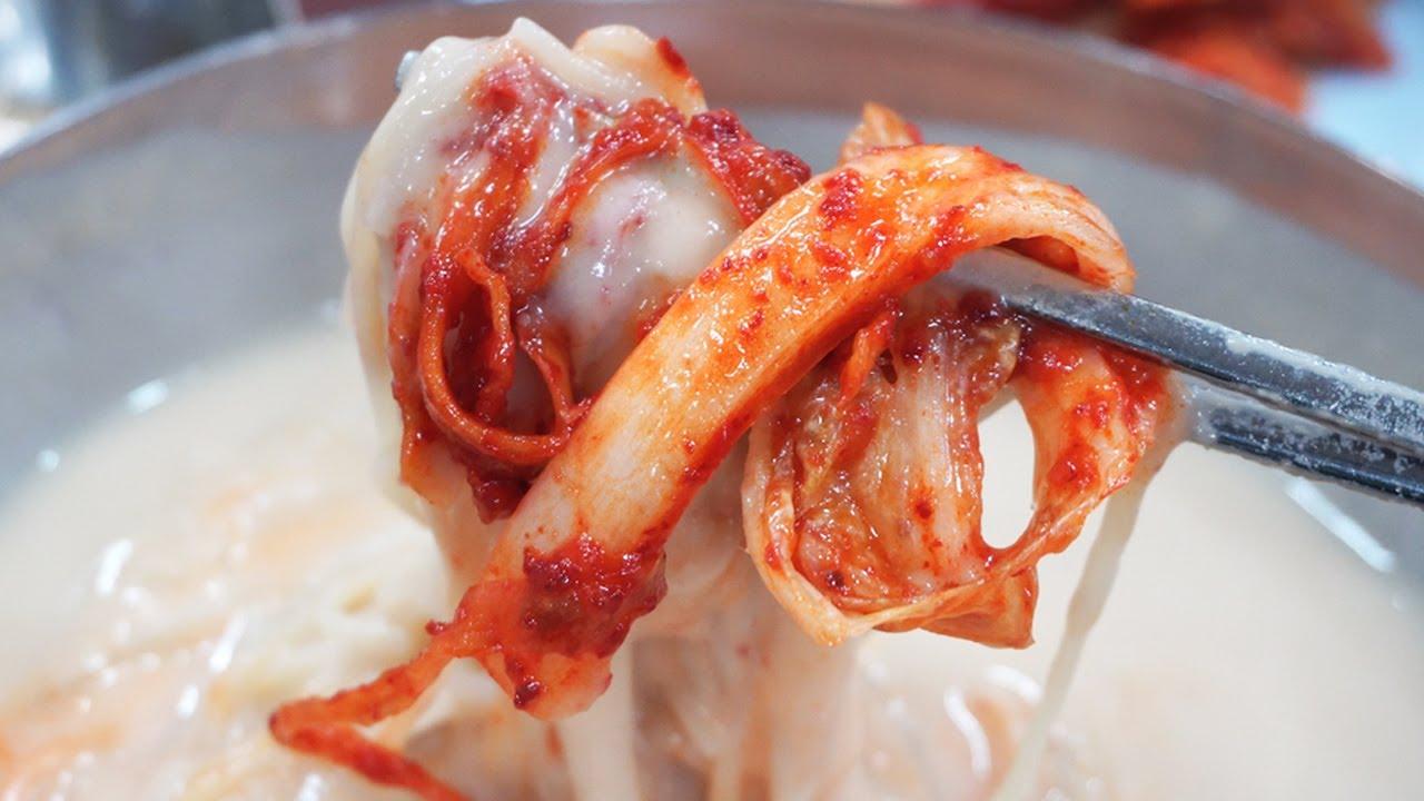11000원 콩국수 찐한맛 인정~ 여름에 한사바리 할만합니다 '진주집' |서울 여의도 맛집