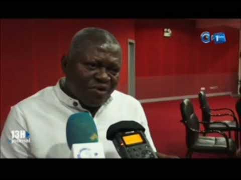 RTG - Rencontre entre le Directeur Général de Radio Gabon et son personnel