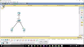 How to config VLAN and router RIPV2