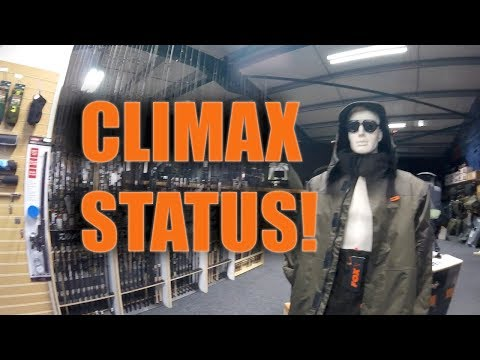 CLIMAX TACKLE CHANGES! Fishing Tackle Store...