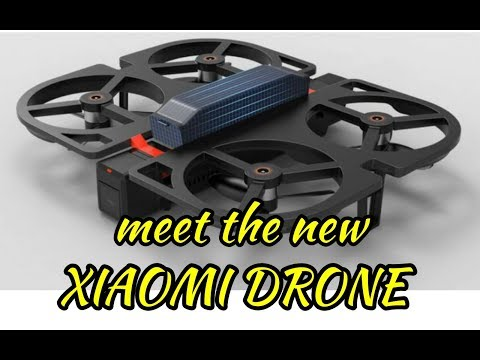 DRONE TERBARU XIAOMI. Funsnap IDol Drone Quadcopter Presented On Crowdfunding Platform