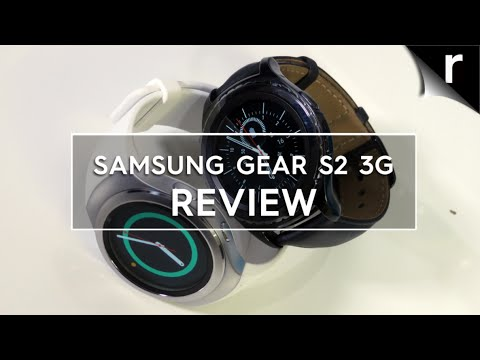 Samsung Gear S2 3G Review: Make or break?