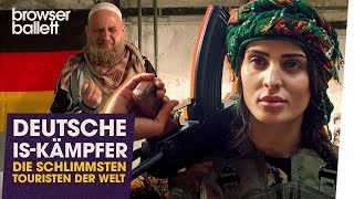 Deutsche IS-Kämpfer – Die schlimmsten Touristen der Welt