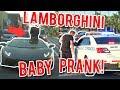 Lamborghini Baby Prank!