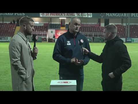 REACTION | King & Mathews On Win Vs Longford