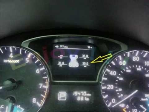 How To Fix Tire Pressure Monitor Sensor Tpms Youtube