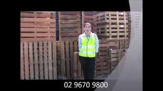 Hardwood Pallets - Unique Ways To Use Hardwood Pallets