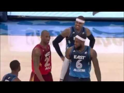LeBron James vs Kobe Bryant – March 3 2012