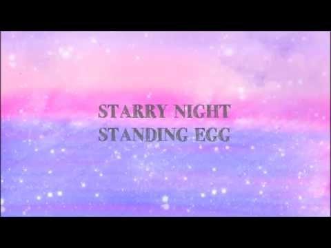 Starry Night-Standing Egg (Eng Sub|Han|Rom)