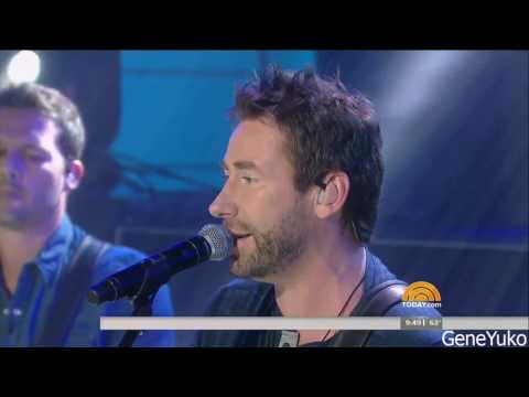 NickelBack    'Song on Fire' Live 2017