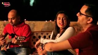 RJ Dhvanit on Guitar Guruwar Ahmedabad with Aishwarya Majmudar   2