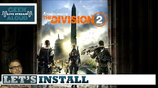 The Division 2 Beta Download - Жүктеу