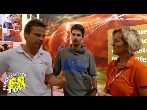 Bild: Amerikana Augsburg - Interview mit Benjamin Kohl und Sascha Luswig von Equi Faszia