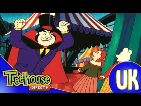 Rupert - 37 - Rupert and the Carousel