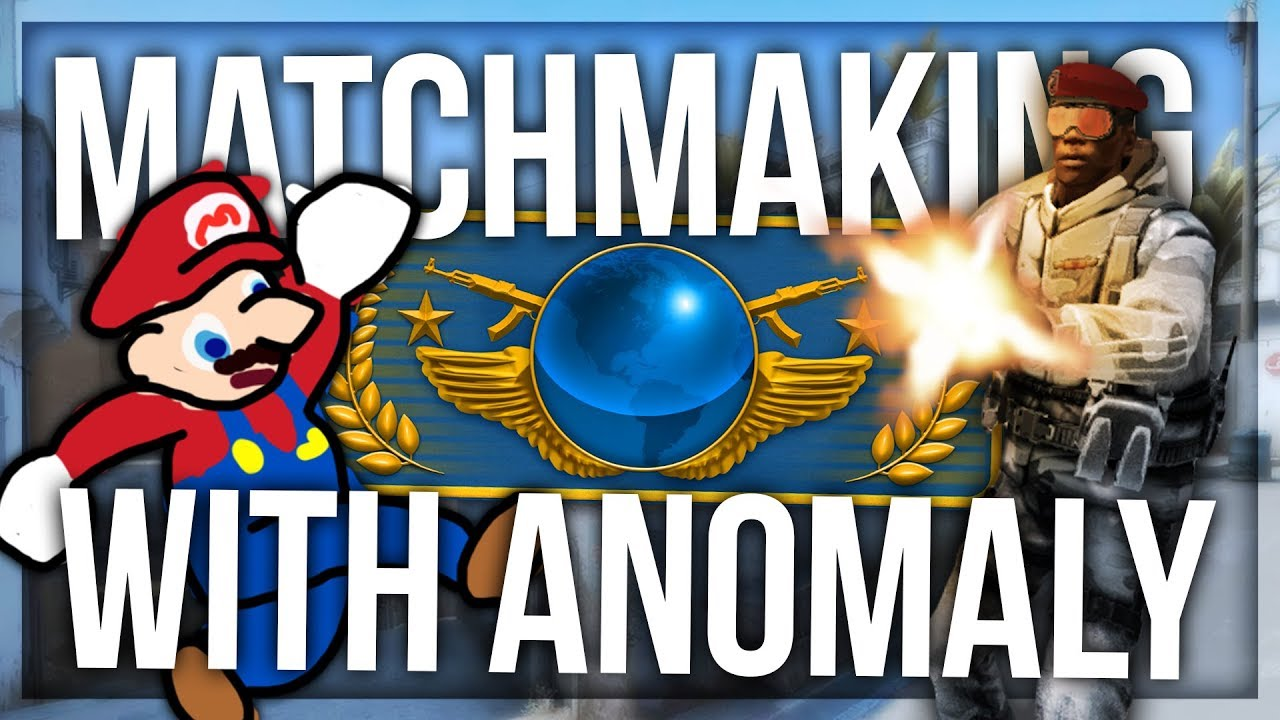 Anomaly - MATCHMAKING ON DUST 2 REMAKE (HIGHLIGHTS)